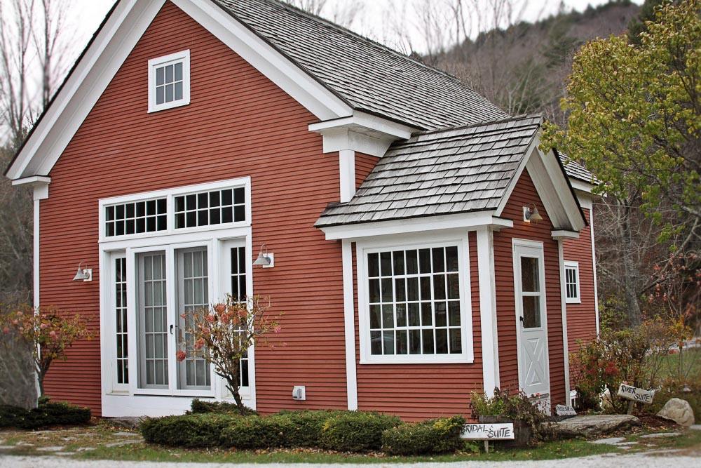 Riverside Farm Brides Cottage
