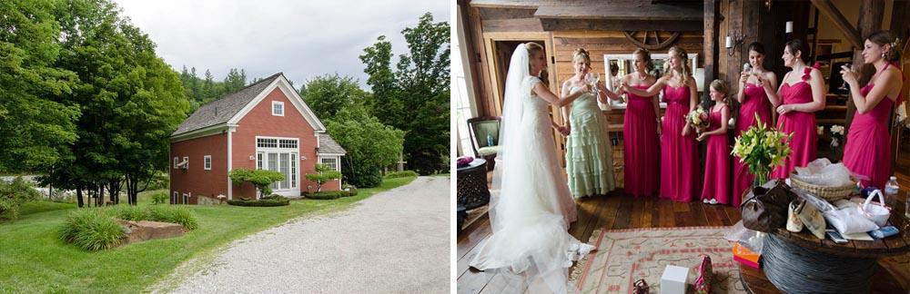 Riverside Farm Bride's Cottage