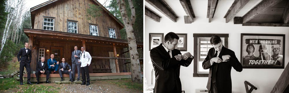Riverside Farm Vermont's Groom's Cottage