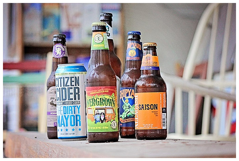 Small Batch Craft beers for your wedding.