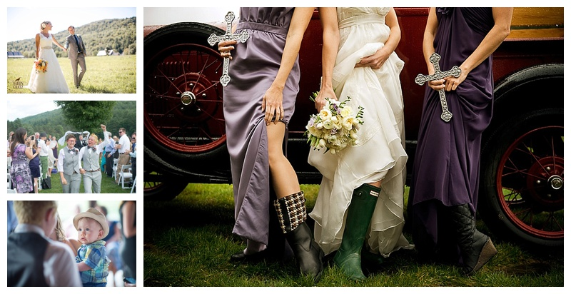 Spring Wedding Fashions at Riverside Farm
