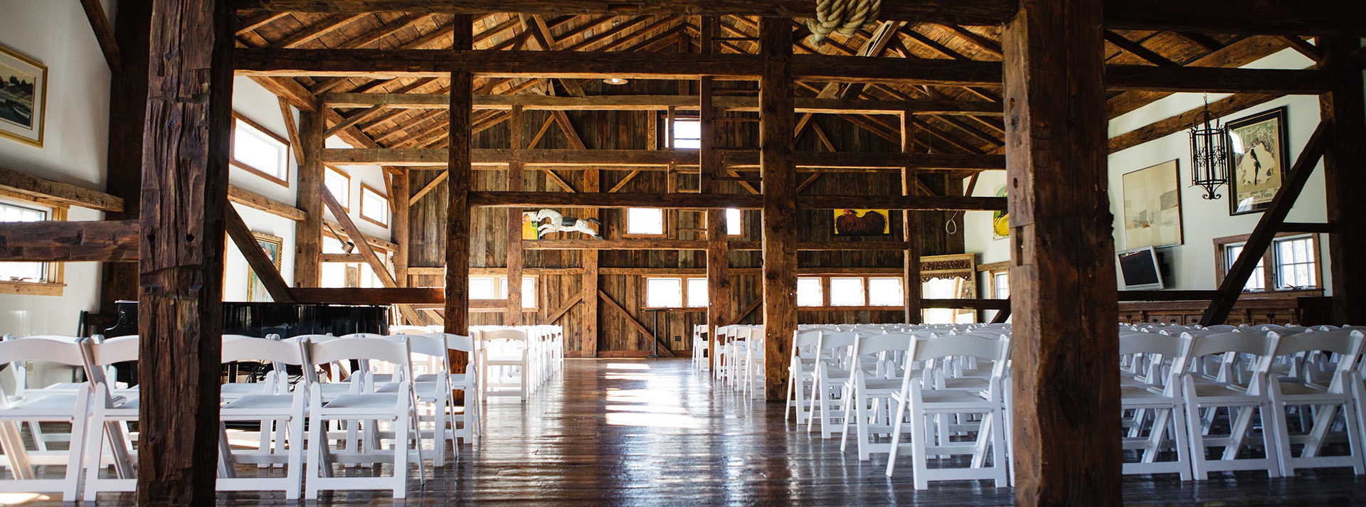 Six Beautifully Restored Barns For The Perfect Vermont Wedding