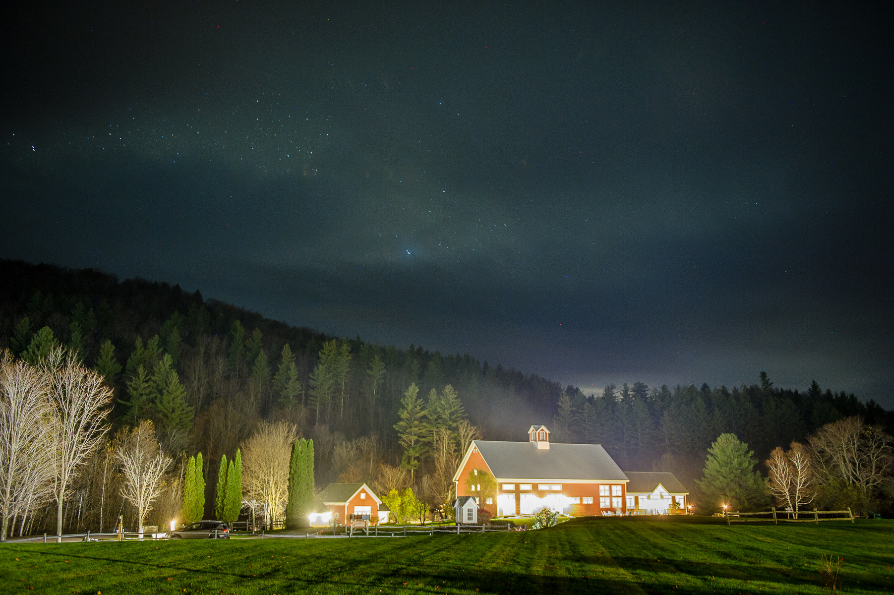 Red Barn - Vermont Weddings