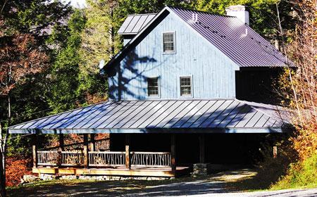 Blue Mountain House