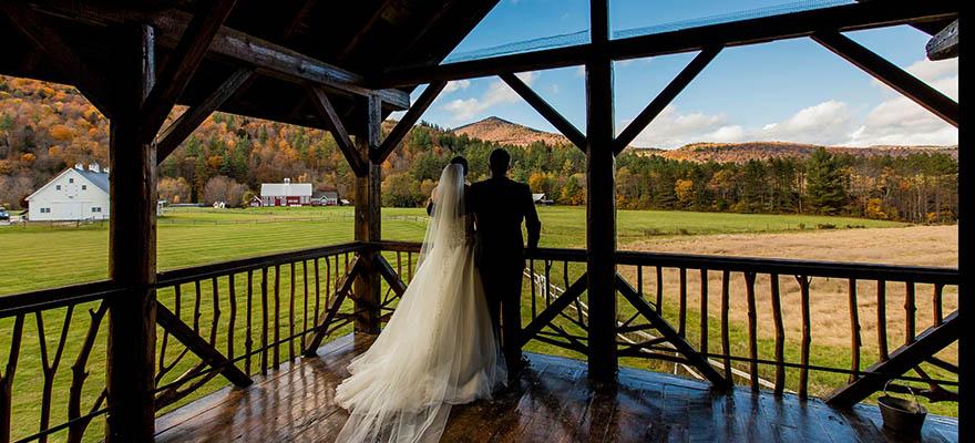 Real Vermont Barn Wedding Colleen Alex