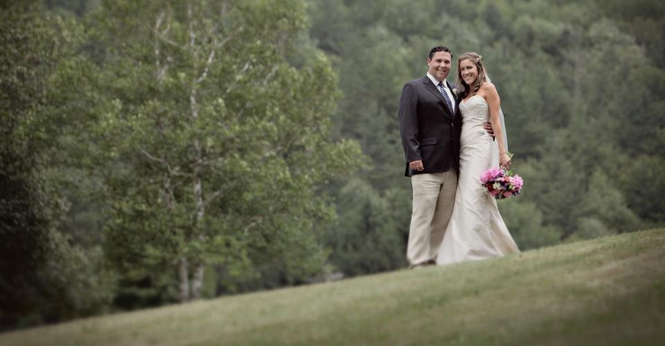 Outdoor Vermont Weddings