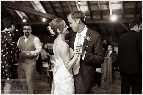 First Dance at Riverside Farm