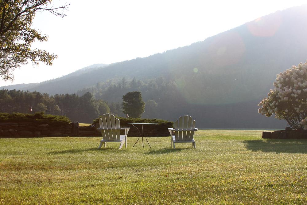 Morning - Riverside Farm Exclusive Vermont Wedding Destination