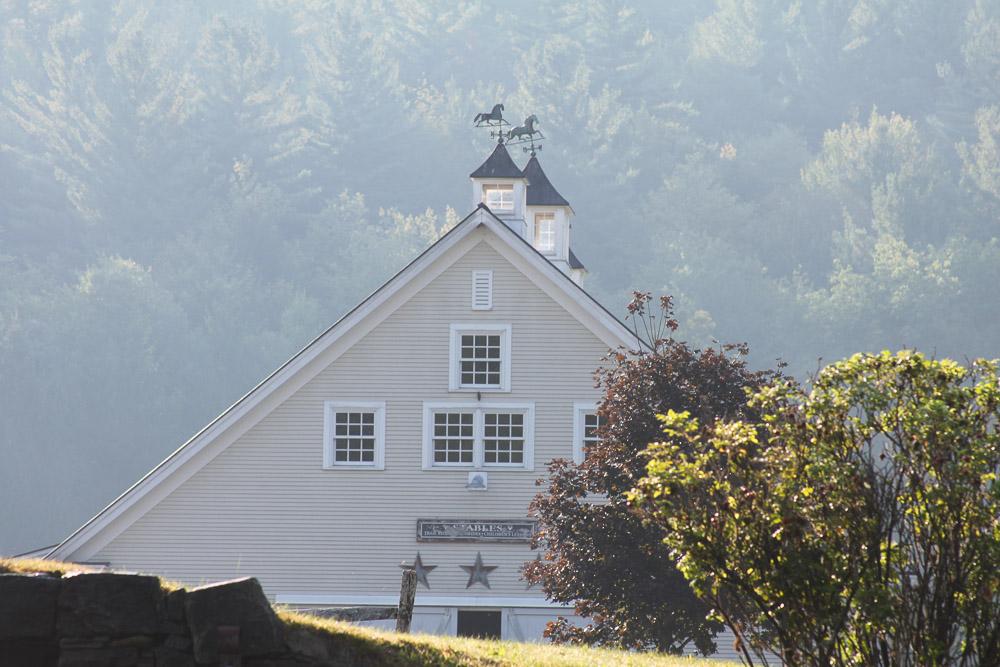 Morning - Riverside Farm Wedding Barns