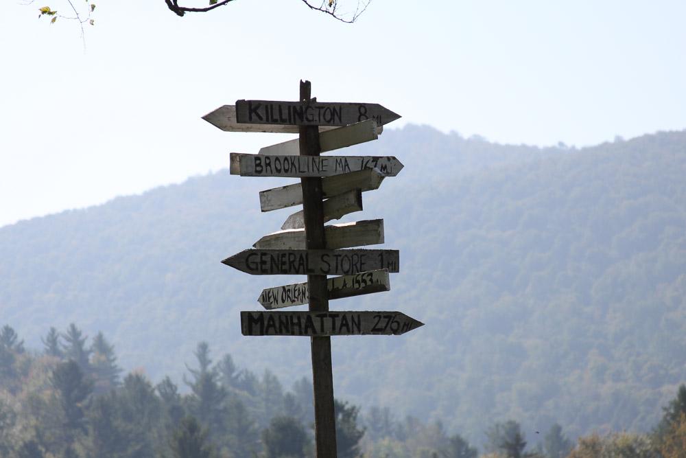 Morning - Riverside Farm Wedding Signs