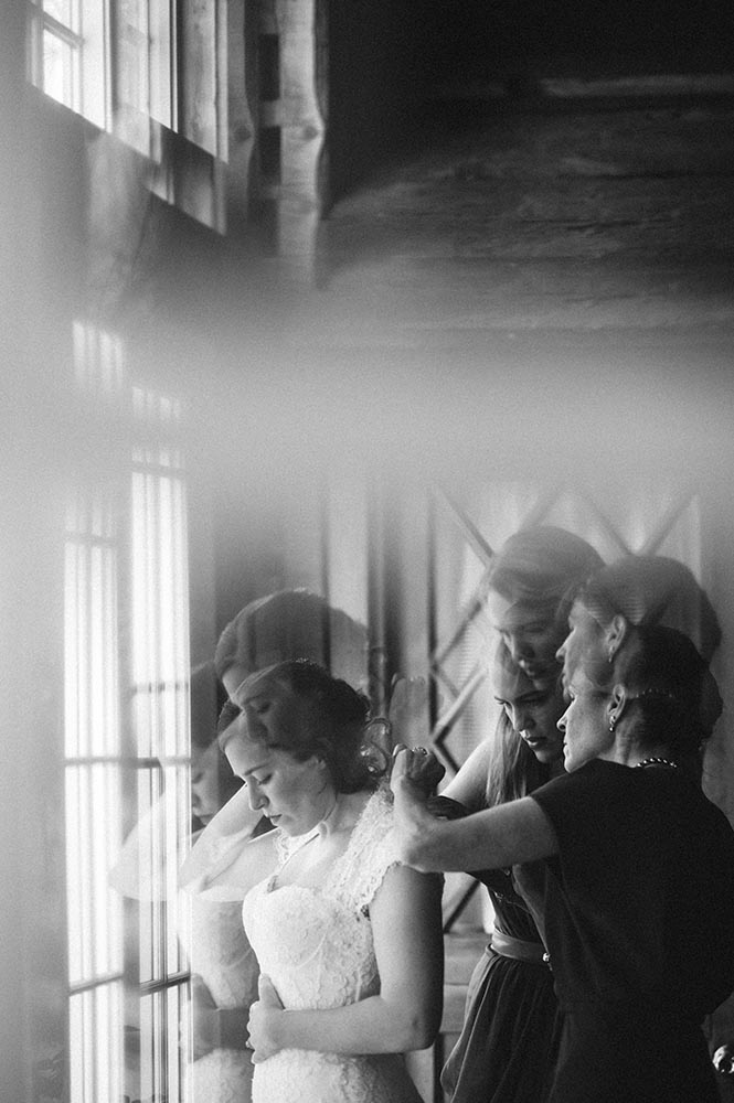 Riverside Farm Wedding - by Susan Stripling
