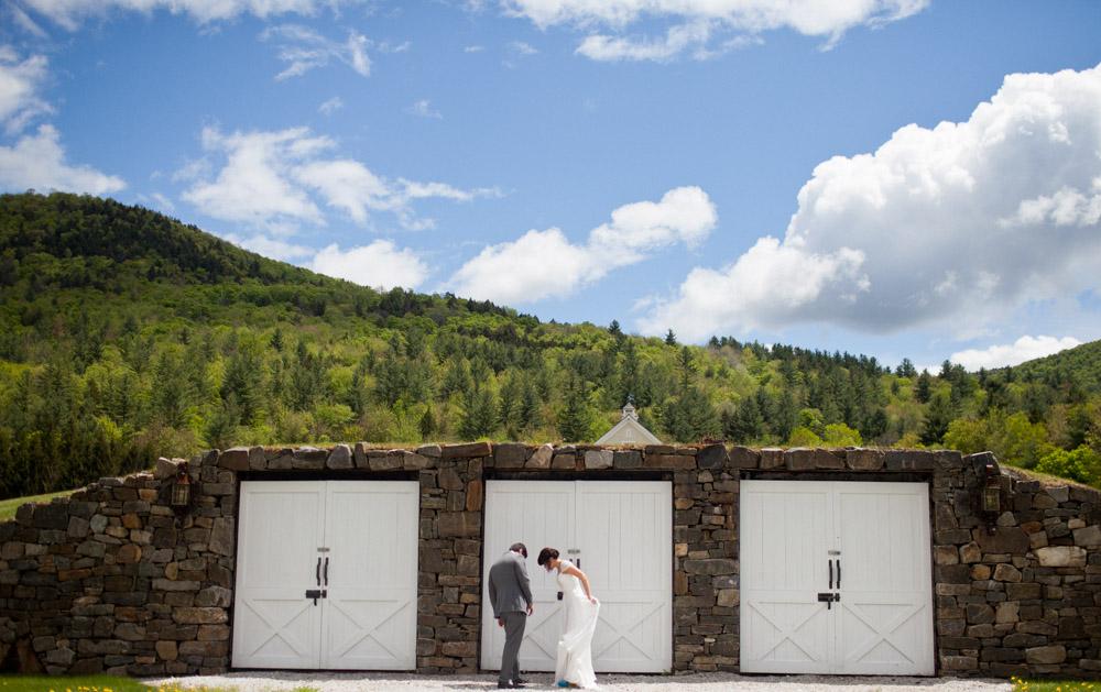 Riverside Farm Vermont Wedding Venue - Spring
