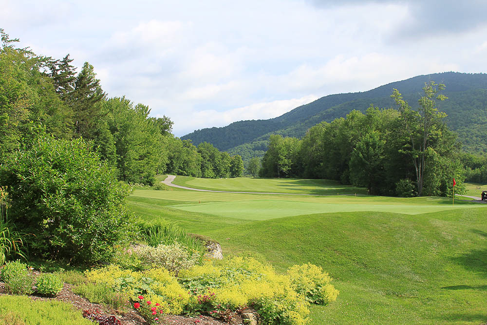Spring at the Local Golf Course - photo Riverside Farm