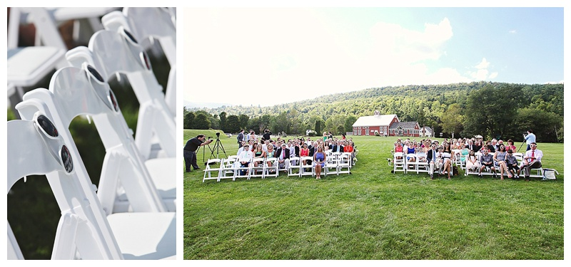 Sunny Outdoor Vermont Wedding -